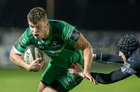 Connacht v Ospreys Guinness Pro14 game at the Sportsground.<br /> Connacht's Tom Farrell