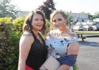 <br /> Laura O'Connor, Gort and Niamh Reilly, Cahir,  graduated at the Gort Community School.
