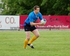 Action from week 4 of Tag Rugby at Corinthians<br /> <br /> Simon Gormley of Rugger Duckies