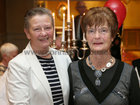 Phil O'Connor and Mary Hackett at the Renmore Active Retirement Association 20th anniversary dinner in the Galway Bay Hotel.