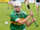 Ballinderren v Gort in Kenny Park, Athenry.<br /> Paddy Commins, Gort