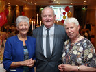 Ann Leonard, Tom Farrell and Doreen Sheridan at the Renmore Active Retirement Association 20th anniversary dinner in the Galway Bay Hotel.