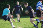 Action from week 2 of Tag Rugby at Galway Corinthians<br /> <br />