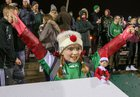 Young Connacht supporter Hannah Thomson from Salthill got a big surprise when her Elf on the Shelf turned up at the Connacht v Ulster Guinness PRO14 game at the Sportsground last Saturday evening.