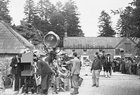 Photos from The Quiet Man on location - Galway 1951