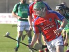 St. Thomas, David Burke,<br /> during the Senior Hurling Championship at Athenry.