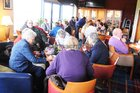 <br /> A general view of the Western Alzheimers Coffey Morning  at Galway Golf Club.