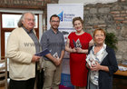 Pictured at Galway Music Residency's 2019/20 Season Launch at Rúibín Bar and Restaurant, Dock Street, were James Harrold, Galway City Arts Officer, John Caulfield, Chair, Artistic Committee, and Maeve Bryan, General Manager, Galway Music Residency, and Judy Murphy, Assistant Editor, Connacht Tribune, who officially launched the season programme.