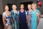<br /> <br /> At the 50th anniversary of the classof 68 University Hospital Galway nurses re-union  in the Salthill Hotel, Salthill,Mary Noone, Frances Monaghan, Mary C. Noone, Margaret Moran, and Marian Coleman.