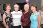 <br /> Aine Mitchell,  Menlough, Grainne McGuire, Oranmore Imelda Hynes, Craughwell kathleen McGrath, Oranmore. <br /> At the 50th anniversary of the classof 68 aniversity Hospital Galway nurses re-union  in the Salthill Hotel, Salthill,