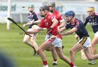 St Raphael's College, Loughrea v Castlecomer Community School, Kilkenny, Masita GAA All-Ireland Post Primary Schools Paddy Buggy Cup Senior B Hurling final at Bord na Móna O'Connor Park, Tullamore.<br /> Alex Connaire, St Raphael's College