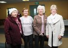 <br /> At the Salthill Active Retirement Association celebrating their 20th anniversary at Leisureland Salthill, were:  Caroline Kelly, Rita Paterson, Teresa McKeever and Patricia Rooney.