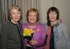 <br /> At a reception in the Salthill Hotel to mark the launch of Daffodil Day on March the 24th, were: Mary Chambers, Woodfield; Vera Lydon, Salthill and Maureen Naughton,  Barna.