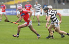 St Thomas' v Turloughmore Senior Hurling Championship final at Kenny Park, Athenry.