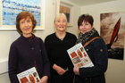 <br />  At the Galway Art club 80th Year Exhibition  at Kennys Art Gallery Liosban Industrilan Estate Tuam Road, were: Colette Kellegher, Maunsells Park: Mary Gilmore, Ennis and Mary Griffin, Ennis.