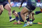 Connacht v Toulouse Heineken Champions Cup game at the Sportsground.<br /> Connacht's Matt Healy
