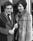 Pictured after the awarding of medical degrees at University College Galway in December 1979