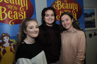 At a reception in the Bon Secours Hospital Renmore to launch the Renmore Pantomime Beauty and the Beast which will be staged at the Town Hall Theatre from the 30th Dec to 14 Jan 18. were: Alannah Keane, Siobhan Mulry and Jenna Byrnes.