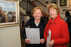 Theresa Connolly, Shantalla and Nicola Lavelle, Loyola Park,  at the Galway Art club 80th Year Exhibition  at Kennys Art Gallery Liosban Industrilan Estate Tuam Road.