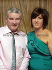 Attending the Killimordaly Hurling Club Social at the<br />  Meadow Court Hotel, (from left),<br />  Dermot and Lorraine Cooney.