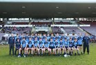 Oranmore Maree v Skehana Mountbellew Moylough Minor B1 Hurling final at the Pearse Stadium.