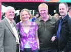Tony Gaffney, Susan and Paul McDonagh and Gary Phillips, all of Oranmore racing at Ballybrit.