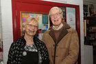 <br /> Claire and Jack Foley, Taylors Hill,  at the Galway Art club 80th Year Exhibition  at Kennys Art Gallery Liosban Industrilan Estate Tuam Road.