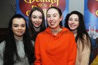 At a reception in the Bon Secours Hospital Renmore to launch the Renmore Pantomime Beauty and the Beast which will be staged at the Town Hall Theatre from the 30th Dec to 14 Jan 18. were: Caitlin O'Flaherty, Rachel O'Reilly, Molly Barry and Sarah Tannion.