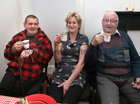 Denis Connolly, Mary Coyne and Stephen Murphy of St Francis Day Care Centre at Burning Bright, Galway Arts Centre's programme for older people which showcases as part of Bealtaine Festival, the national arts festival celebrating creativity as we age.