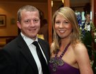 James and Susie Heaslip pictured at the Connacht Rugby Awards dinner at the Ardilaun Hotel.