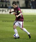 Galway United v St. Patrick's Athletic Premier Division game at Terryland Park.