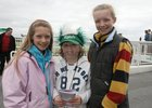 Isabelle, Conor and Erika Cummins, Portumna were racing  at Ballybrit on Monday.