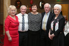 Peggy and Michael Brennan, Mary Forde and Mike and Gert Ward at the Renmore Active Retirement Association 20th anniversary dinner in the Galway Bay Hotel.
