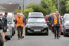Following the funeral Mass at the Church of St Oliver Plunkett, Renmore, the remains of Brendan Coffey were brought to the the Pearse Stadium where many tributes were paid to the much loved GAA supporter.