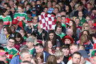 Galway v Mayo 2019 TG4 Connacht Ladies Senior Football Final replay at the LIT Gaelic Grounds, Limerick.<br /> Supporters at the game