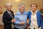 Ann Deacy, Woodstock, Nora Molloy, Corcullen and Siobhan Murray, Glenard Crescent, Salthill, at the Galway Flower and Garden Club Christmas Gala Night in the Menlo Park Hotel.