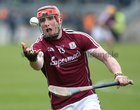 Galway v Offaly Allianz Hurling League Division 1B game at O'Connor Park, Tullamore.<br />