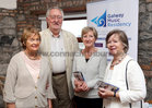 Pictured at Galway Music Residency's 2019/20 Season Launch at Rúibín Bar and Restaurant, Dock Street, were Nora and Sean Stewart, sponsors, Clare Cuddy and Sally Coyle, diector.