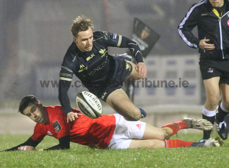 Connacht v Muns...