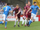 Galway United v Finn Harps SSE Airtricity League game at Eamonn Deacy Park.<br /> Galway United's Eoin McCormack
