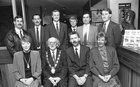 1990 Corrib Gr Southern Staff Party