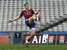 <br /> Clonbur's, Eoin Joyce, during the All-Ireland Junior Club Football Championship Final at Croke Park.