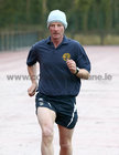 taking part in the GOAL Mile at Dangan on Christmas Day.