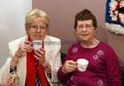 Barbara Cloherty and Brid Hurley of Croí na Gaillimhe, at Burning Bright, Galway Arts Centre's programme for older people which showcases as part of Bealtaine Festival, the national arts festival celebrating creativity as we age.