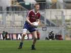 <br /> Clonbur's, Liam Diskin, during the All-Ireland Junior Club Football Championship Final at Croke Park.