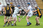Sylane v Micheal Breathnach's Junior 1 Hurling Championship final at the Pearse Stadium.<br />
