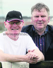 Brothers Chick and Tom Deacy, Shantalla, were racing at Ballybrit on Friday.