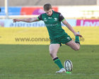Connacht v Ospreys Guinness PRO14 game at the Sportsground.<br /> Connacht's Conor Fitzgerald