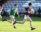 Galway v Mayo 2020 Connacht Senior Football Final at Pearse Stadium. <br /> Galway's Sean Kelly