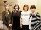 <br /> At the Claddagh Senior Citizens dinner in the Galway Bay Hotel. were: Deputy Catherine Connolly, Mary McDonagh, Anne Costello and Deborah Kilkelly,
